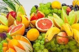 Цитрусовые, виноград и бананы