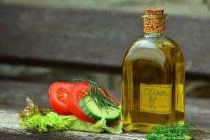 здоровое растительное масло