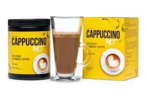 сжигатель жира Cappucino MCT