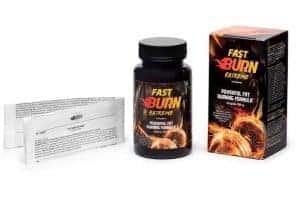 листовка Fast Burn Extreme