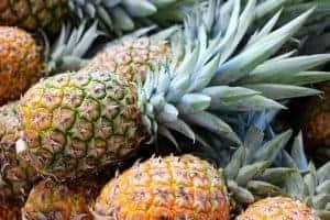 Ананасовый фрукт