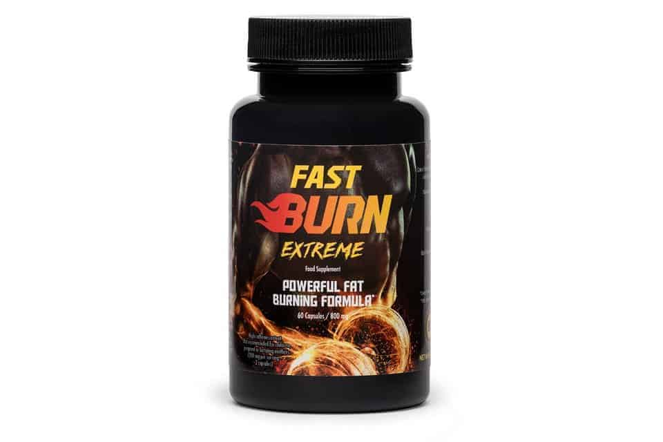 Fast Burn Extreme лучшая сжигатель жира