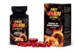 капсулы Fast Burn Extreme