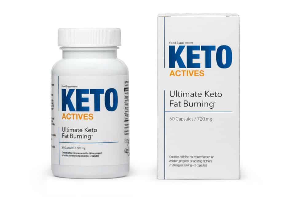 пакет Keto Actives