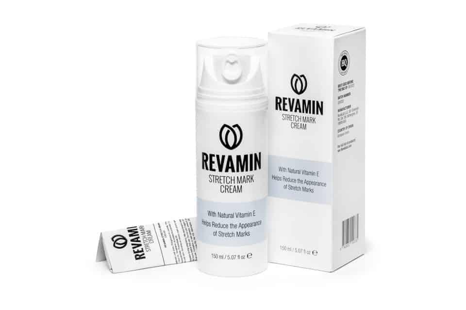 Revamin Stretch Mark Крем от растяжек