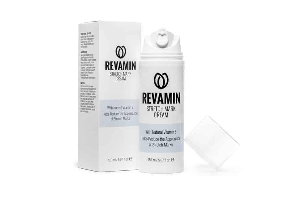 Крем от растяжек Revamin