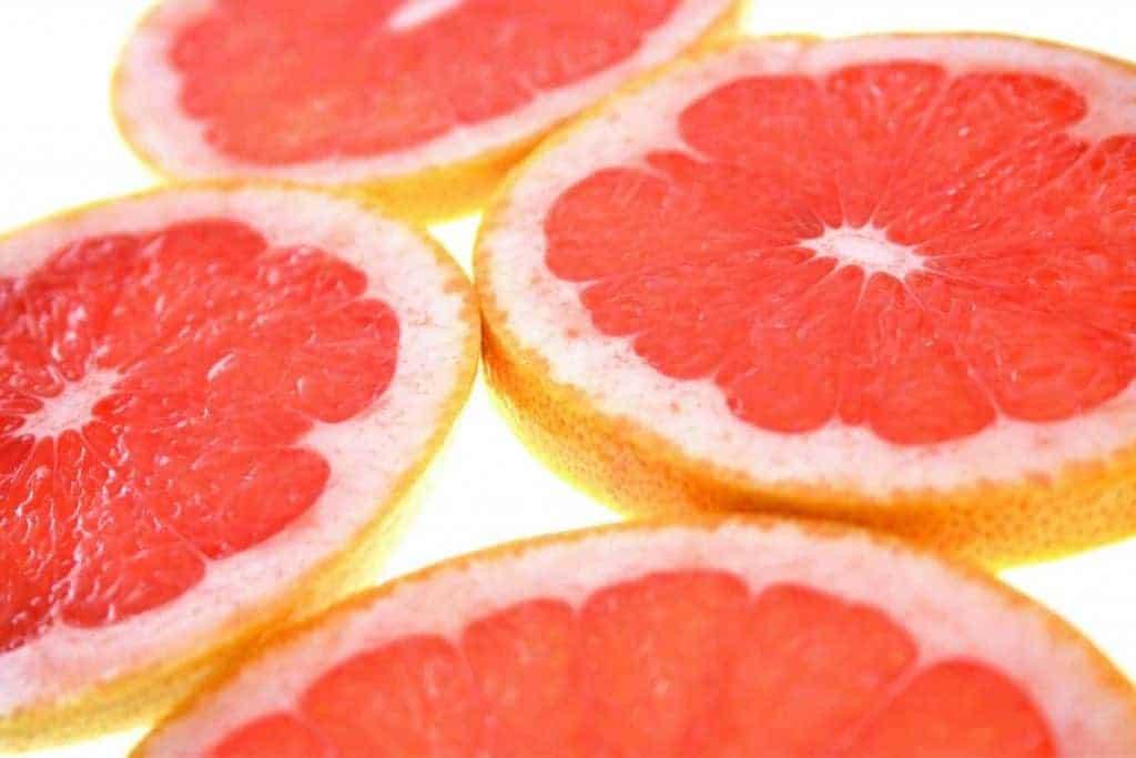 ломтики грейпфрута