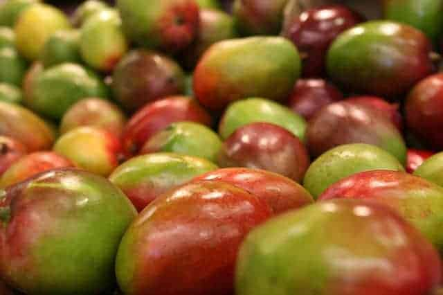 африканский фрукт манго