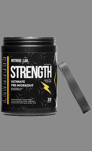 пакет Nutrigo Lab Strength