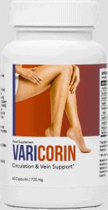 капсулы Varicorin