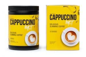 Кофе для похудения Cappuccino Mct