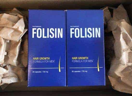 Folisin подавители выпадения волос
