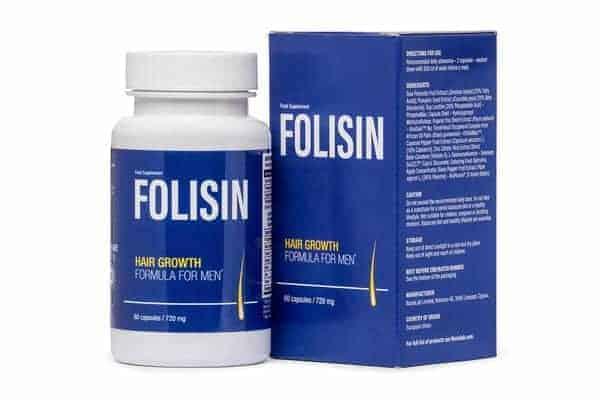 капсулы Folisin