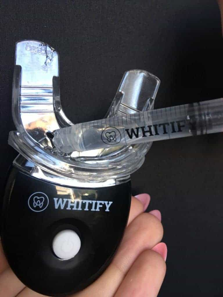 Whitify System