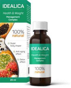 Idealica снижение веса