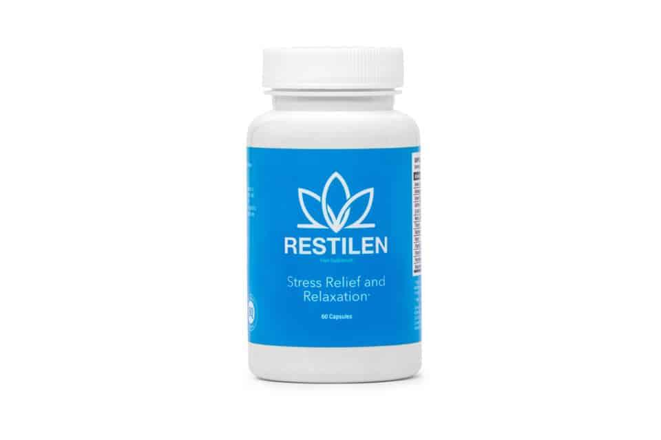 Restilen адаптоген, таблетки для снятия стресса