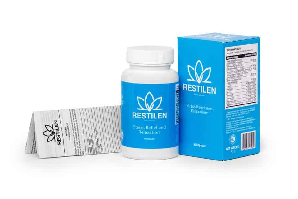 Restilen является адаптером для усталости и напряжения.
