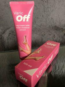VaricOff крем для уставших, тяжелых ног