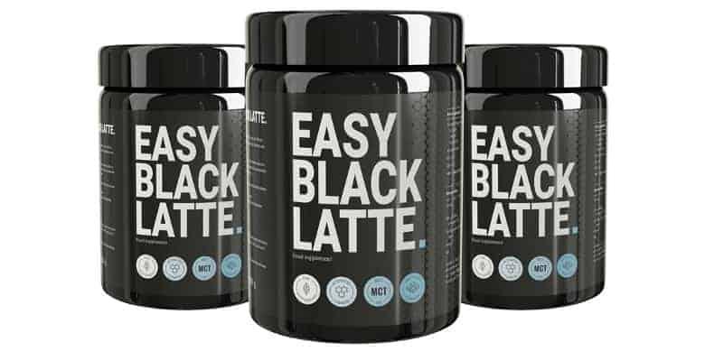 easy black latte kawa odchudzajaca