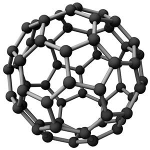 молекула Fuleren C60