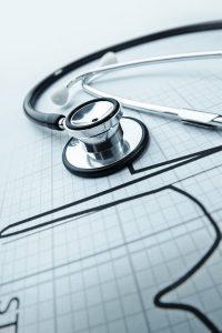 монитор артериального давления, EKG