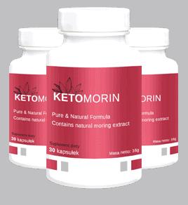 Ketomorin приложение