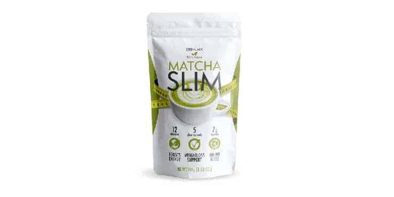 похудение Matcha Slim