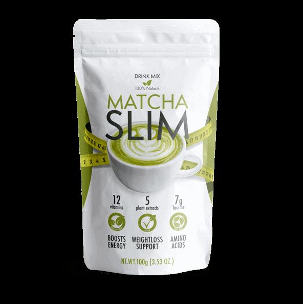 Matcha Slim порошковая добавка для похудения