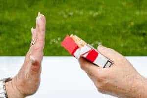 Сигареты, я не хочу!