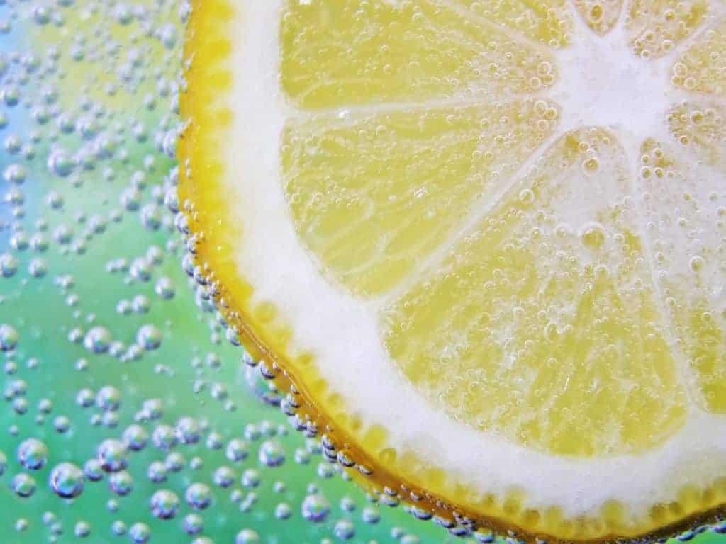 долька лимона