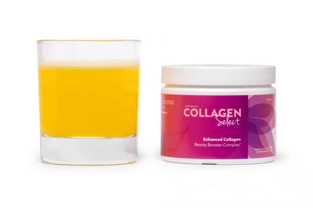 Питьевой коллаген Collagen Select