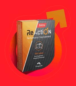 упаковка Reaction Extra