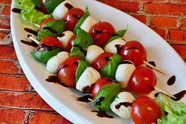 овощные шампуры