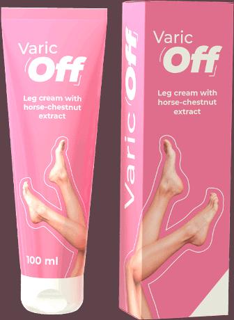 Варикосовый крем для уставших, тяжёлых ног