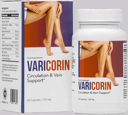 Varicorin лучшие таблетки для лечения варикозного расширения вен