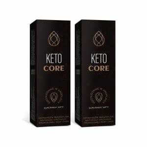 Капли для похудения Keto Core